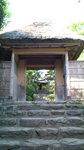 かやぶき門.JPG