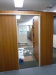 施術室から待合室を見る.JPG